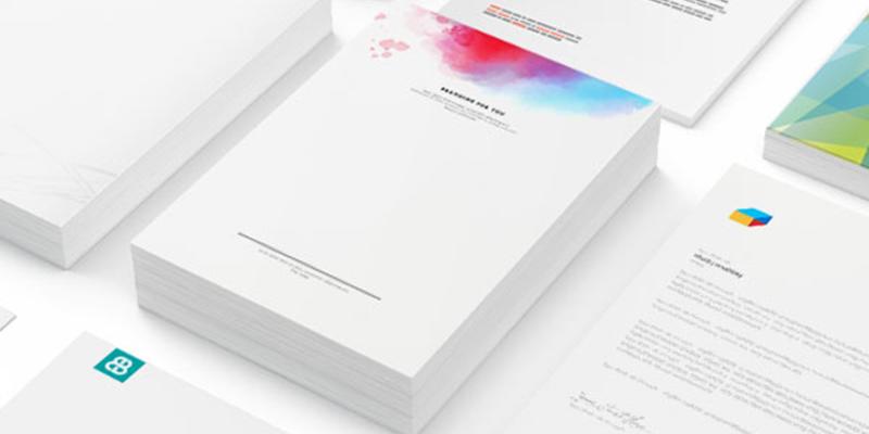 letterhead printing Singapore